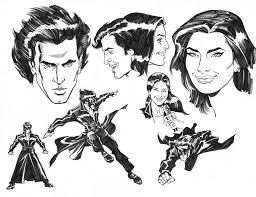KRRISH Character Sheet MonkeyQueen And Minions