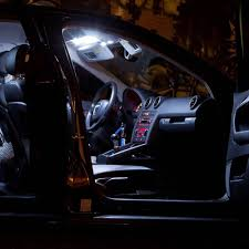 100 Interior Truck Lighting Car Lamps 18Pc Super White Car