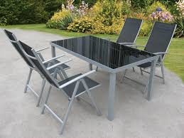 large patio table and chairs concrete garden furniture slate sted patio with and large