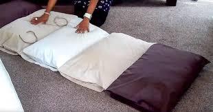Amazing Floor Pillow Bed Ideas Flooring & Area Rugs Home