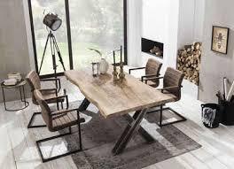 sit esstisch tops tables mit platte aus mangoholz shabby chic vintage