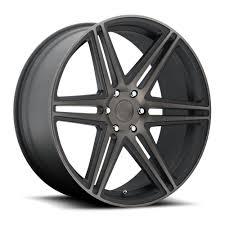 100 6 Lug Truck Wheels 24 DUB Skillz Black DDT Rims X55 Lug Chevy GMC Escalade