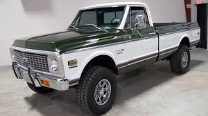 100 Truck For Sale In Texas 72 Chevy Cheyenne Super 4 Speed Ac 4x4 For Sale In