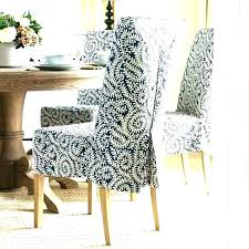Kitchen Chair Slipcovers Round Back Dining Room Covers Slip