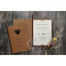 Simply Rustic Wedding Invitation Design PWI115085