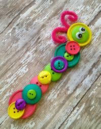 Caterpillar Craft For Kids