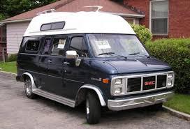 GMC 2500 Camper Van In St Thomas Ontario For Sale