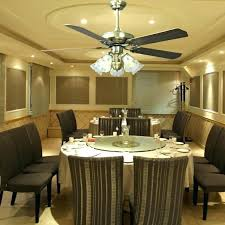 Dining Room Fan Light Ceiling Fans With Lights Fascinating