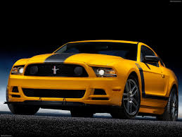 Ford Mustang Boss 302 2013 pictures information & specs