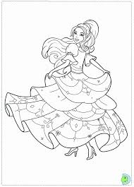 11 Dazzling Barbie And The Three Musketeer Coloring Pages