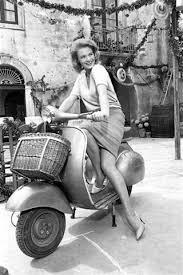 Vintage Retro Erotica Motorcycle