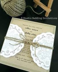 Cardstock For Invitations 7647 Also Burlap Paper And Lace Rustic Wedding Invitation