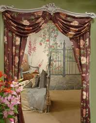 Curved Curtain Rod For Arched Window Treatments by 54 Best Leyswood Curtains Images On Pinterest Curtains Cool