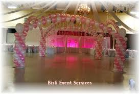 quinceanera hall decorations the newest in the rental