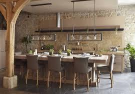 deco cuisine ouverte beau modele cuisine ouverte avec modele cuisine ouverte home design