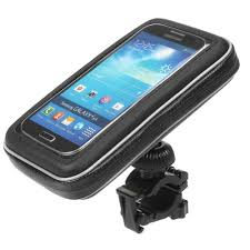 Bike Mount Holder iKross Universal Smartphone Bicycle WaterProof