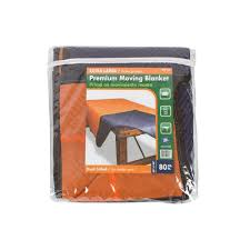 The Home Depot 144 in x 80 in Extra Premium Moving Blanket