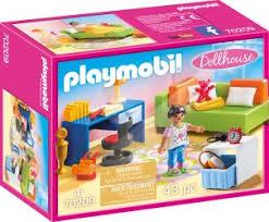 playmobil dollhouse 70208 schlafzimmer mit nähecke