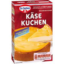 dr oetker käse kuchen 570g