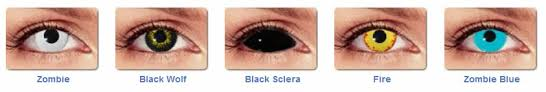Theatrical Contacts Prescription by Guide To Halloween Contact Lenses Color Me Contacts