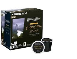 Laughing Man Coffee K Cup Pack Count Walmart