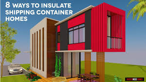 100 Sea Container Houses Top 8 Insulation And Temperature Control Strategies For Shipping Homes By SHELTERMODE