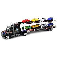 Shop Motorsports Race Car Trailer 1:32 Kid's Friction Toy Truck ... Dickie Toy Dhl Yellow Man Truck Lorry Semi Trailer Model Youtube Toy Wood Tractor Trailer Truck Semi Etsy Beli Daymart Toys Remote Control Cars Mack Mainan Anak Amazoncom Off Road Police Transporter 132 Childrens Long Haul Trucker Newray Ca Inc Shop Velocity Power Freight Friction Ready To Harga Online Hot Pixar Lightning Mc Queen Chick Hicks Bruder Tga Low Loader With Jcb Backhoe On Motsports Race Car Kids Kelebihan Dan Affluent Town 1 Skala 64 Die Cast Scania Carrier Cek Boys Model Pull Back With