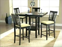 Gathering Height Table Tall Dining Chairs Square Bar And D