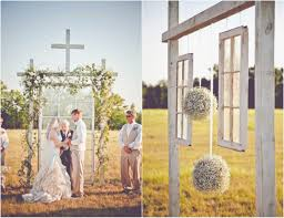Awesome Simple Outdoor Wedding Ideas On A Bud Decor Outside Decorations With Bold Colors