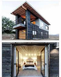 100 Modern Containers Container House Design Ideas 07 ADU Contemporary