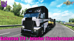 GALVATRON TF4 + INTERIOR (TRANSFORMERS EDITION) 1.32 TRUCK MOD -Euro ... Desktop Themes Euro Truck Simulator 2 Ats Mods American Truck Uncle D Ets Usa Cbscanner Chatter Mod V104 Modhubus Improved Company Trucks Mod Wheels With Chains 122 Ets2 Mods Jual Ori Laptop Gaming Ets2 Paket Di All Trucks Wheel In Complete Guide To Volvo Fh16 127 Youtube How Remove The 90 Kmh Speed Limit On Daf Crawler For 123 124 Peugeot Boxer V20 Thrghout Peterbilt 351 Yellow Peril Skin