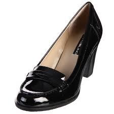 Hush Puppies Ceil Penny Loafers by Bandolino Women U0027s U0027abenzio U0027 Penny Loafer Heels Overstock Com