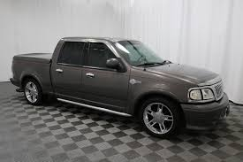 Pre-Owned 2002 Ford F-150 Harley Davidson Truck In Wichita #LP261A ...