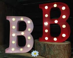 47 best Rup & Forn s Light up Letters images on Pinterest