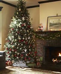 Popular Artificial Silver Tip Christmas Tree by Pe Vs Pvc Best Artificial Christmas Trees