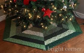 Lovely Christmas Tree Skirt Pattern