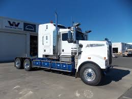 2015 Used Kenworth T909 At Wakefield Trucks Serving Burton, SA, IID ...