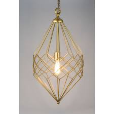 Excellent Decorative Chandelier No Light Non Electric Metal Gold With One