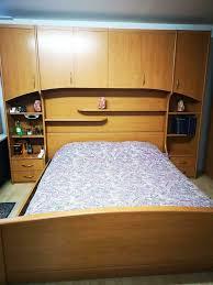 erle schlafzimmer komplett mit lattenrost und matratze