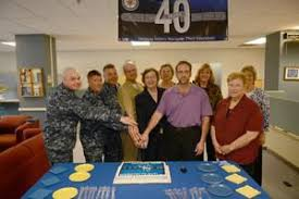 SUBASE Navy College fice celebrates 40th anniversary cites