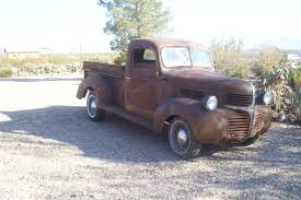 1946 Dodge 1/2 Ton Pick Up Truck Barn Find Vintage Restore Hot Rod ... 1946 Dodge 12ton Pickup For Sale Classiccarscom Cc1104865 Other Chrysler Chevy Ford Gmc Packard Plymouth Wf 1 12 Ton Dump Truck 236 Flat Head 6 Cylinder Very Power Wagon Sale Near O Fallon Illinois 62269 Cc1126578 Information And Photos Momentcar Restored With Dcm Classics Help Blog Cc995187 2018 Ram 1500 Moritz Jeep Fort Worth Tx 1949 With A Cummins 6bt Diesel Engine Swap Depot Hot Rod