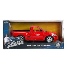 100 Fast And Furious Trucks Brians Ford F150 SVT Lightning Pickup Truck Red 1