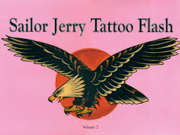 Sailor Jerry Tattoo Flash Vol Two OVERSIZE SOLD OUT