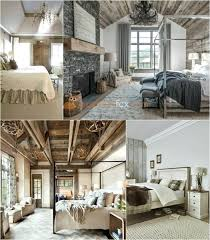 Country Bedroom Colors Rustic Interior Design Wall Paint