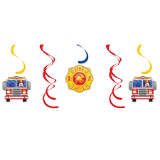 Fire Truck Swirl Decorations 5ct | Party City Fire Truck Birthday Banner For Firetruck Party Decorations Etsy 10 Awesome Ideas Tanner Pinterest Food Fireman Centrepiece Perfect Supplies The Journey Of Parenthood Flower Centerpieces Of Fine Whosale Globos 50pcslot 7050cm Car Balloon Fire Engine Fighter Photo Prop 94 X 64 Cm Toddler At In A Box Firefighter Adult Tablcapes Oh My Omiyage