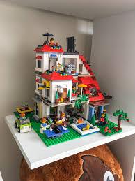 100 Lego Space Home Built My Dream House Lego