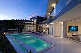 100 Hollywood Hills Houses The Doheny Residence On CAANdesign Architecture