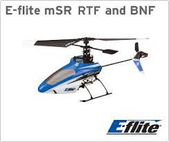 Preview E flite mSR RTF and BNF Spektrum The Leader in Spread