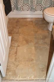 Peel N Stick Tile Floor by Simply Beautiful By Angela Peel And Stick Wood Look Vinyl Flooring