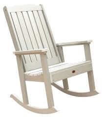 Phat Tommy Outdoor Recycled Poly Highwood Lynnport Rocking Chair